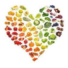 Lijst gezonde voedingsmiddelen...