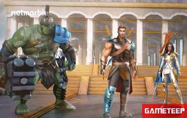 MARVEL: Future Fight - Thor Ragnarok Update | Gameteep