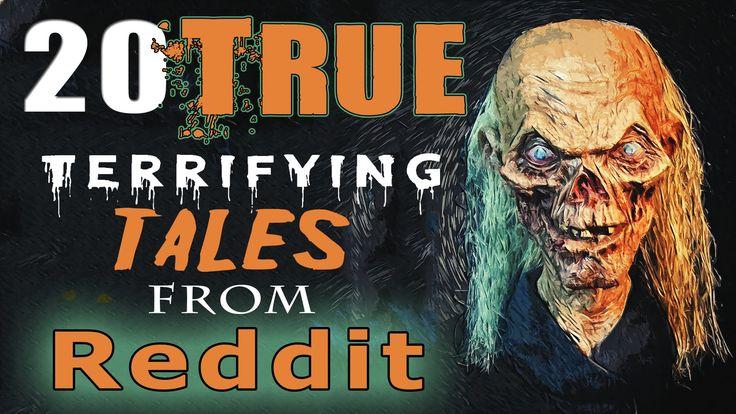 20 TRUE Scary HORROR Stories from REDDIT // Lets Not Meet (Vol. 11-15)