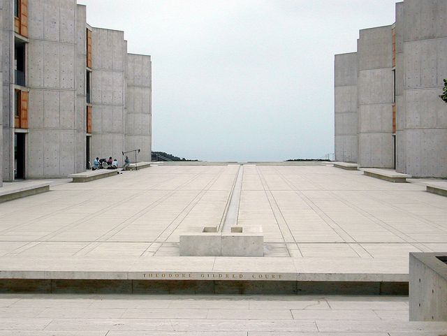 an analysis of the louis isadore kahn and the salk institute In 1959, jonas salk, the man who had discovered the vaccine for polio, approached acclaimed architect louis i kahn with plans for a groundbreaking new project.