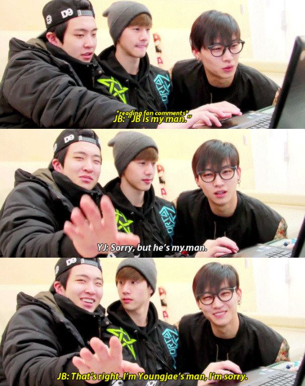 GOT7 is funny too. Here's a little moment that might tempt you to giggle. | Can You Get Through This Got7 Post Without Fangirling?