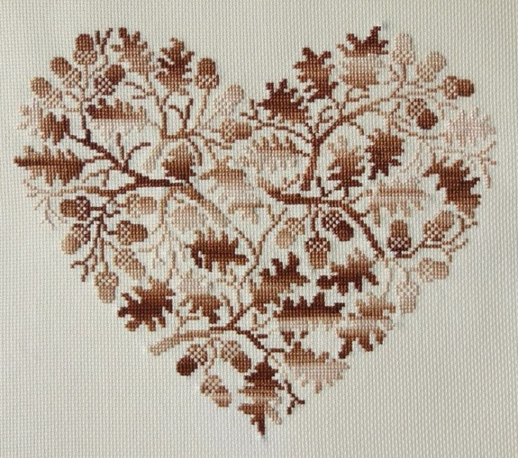 Gallery.ru / Фото #1 - желуди, дубовые листья - necklace
