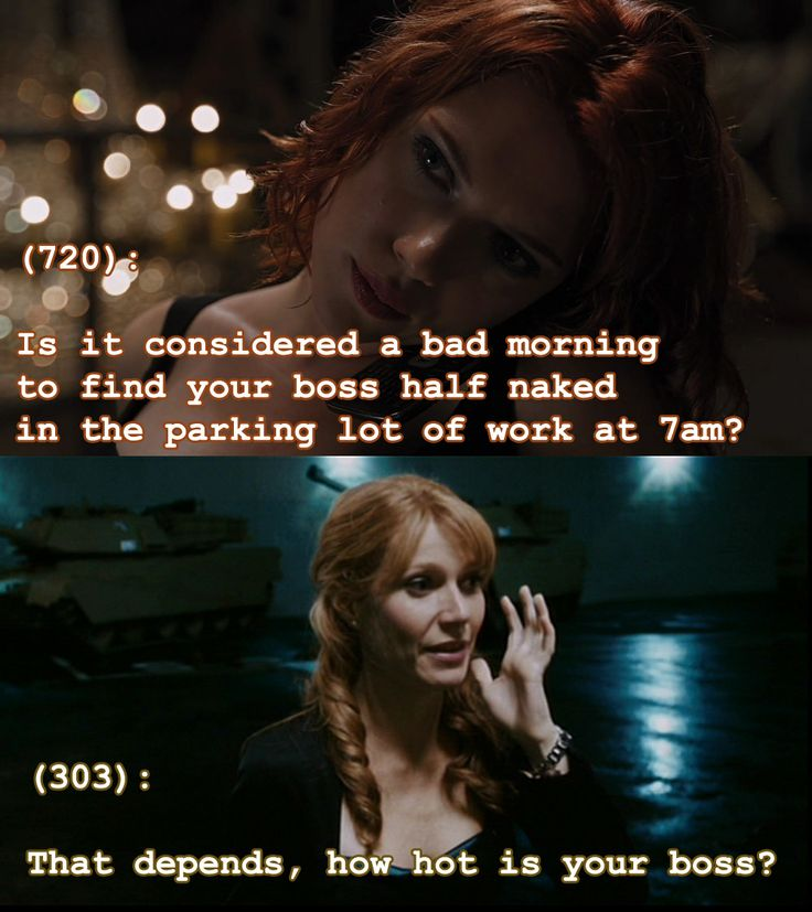 Texts From the Avengers: Black Widow and Pepper Potts OHHHHHHHHHHHHH MY GOSH I LOVE THIS