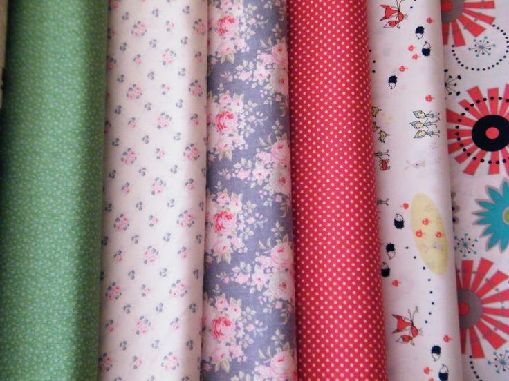 Telas de patchwork 100% de algodón de los mejores diseñadores. http://coseycanta.com/es/470-telas-patchwork