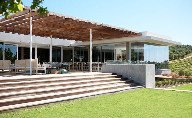 Select a glass of TOKARA's renowned wine to compliment your meal, while enjoying the sunshine on the deck.