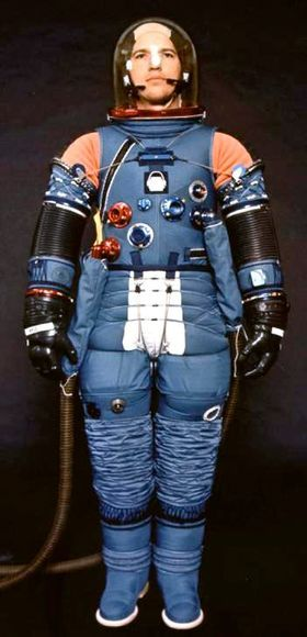 nasa space suit material - photo #22