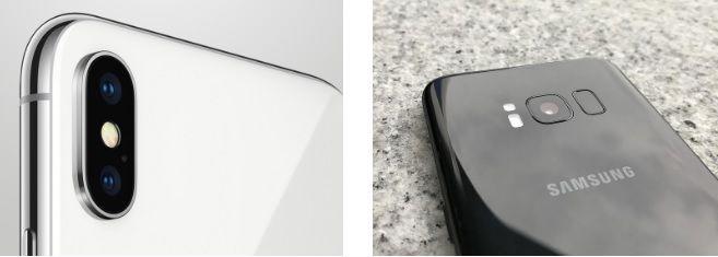 Beli Samsung Galaxy S8 atau iPhone X? Simak Dulu Review Berikut