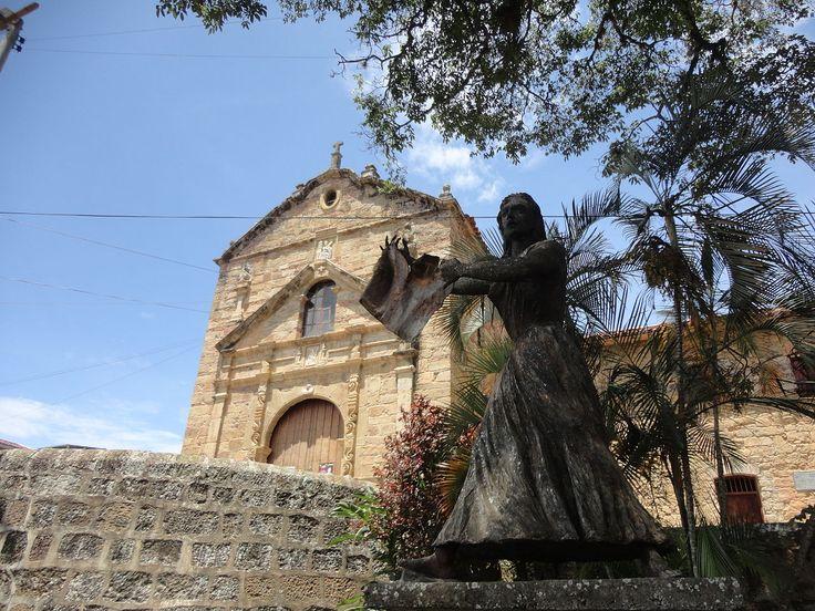 Rompiendo el edicto - Manuela Beltrán. Socorro, Santander.