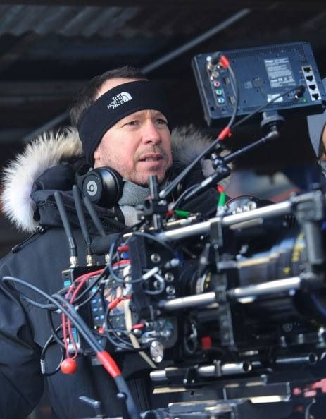 Donnie's First Directorial on Blue Bloods / Jan 2014
