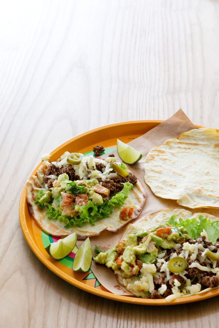 Treat yourself to a lovely meat-and-cheese-filled tortilla. With your own homemade keto bread and spice mix this Mexican favorite will not only be healthful, but also delicious!