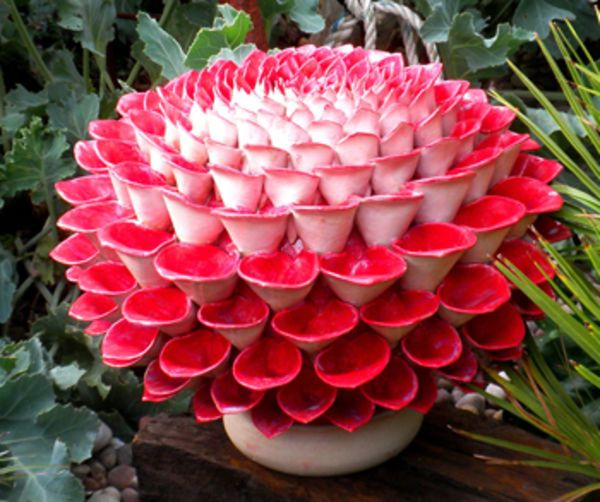 Fabulous 369 best ceramic flowers and pods images on Pinterest | Ceramic  JH83