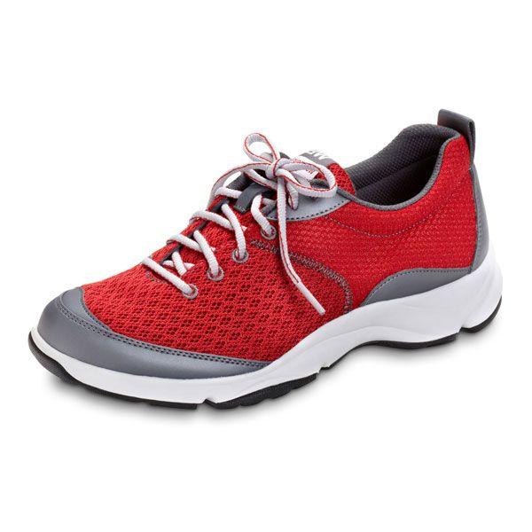 Orthaheel Women's Rhythm Fitness Walker Shoes | AmesWalker $119.95  #OrthopedicShoes