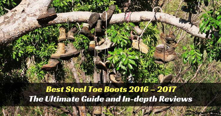 This article examines 5 best steel toe boots currently on the market by discusses the comfort,durability and safety aspect and by revealing their pros&cons