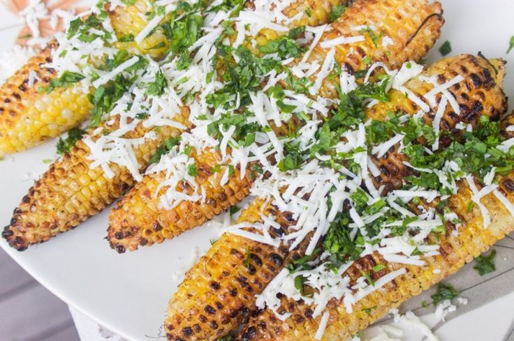 We love the flavors of grilled street corn but think there's plenty more directions to go in other than the ubiquitous and delicious Mexican elote. A potent base of garam masala-infused ghee is genero