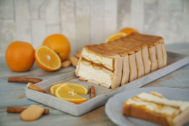 Orangen Tiramisu / fruchtiges Weihnachtsdessert