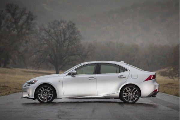 2014 Lexus IS Images 600x399 2014 Lexus IS Review Details