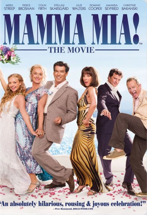 Mamma Mia...great memories of seeing this movie in Destin
