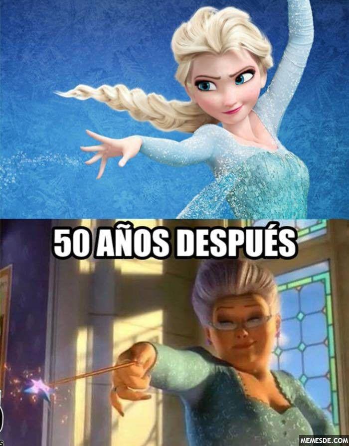 memes de frozen en español - Buscar con Google