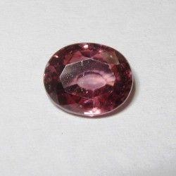 Purplish Pink Zircon 2.48 carat