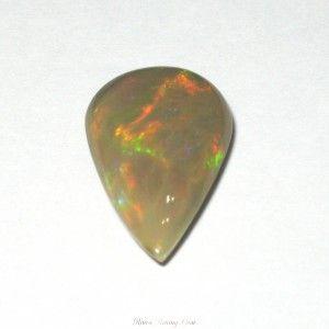 Batu Permata dan Batu Mulia Indonesia: Batu Opal Kalimaya