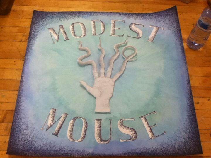 My artwork modest mouse art pinterest modest mouse for Modest mouse tattoo