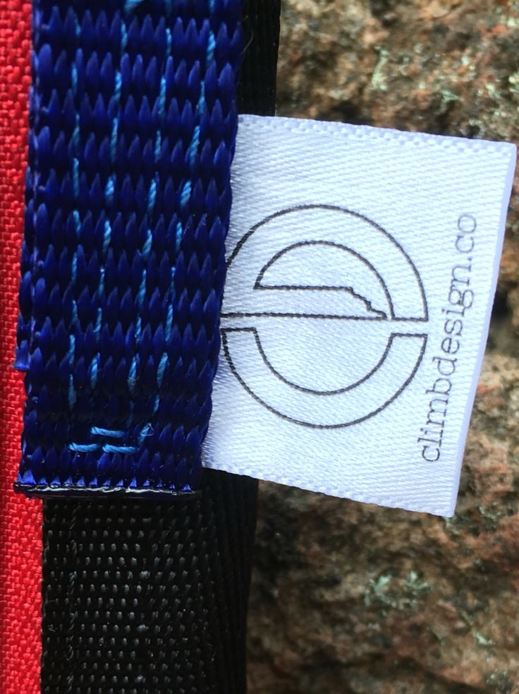 New range of textile climbing equipment coming soon. Check out climbdesign.co