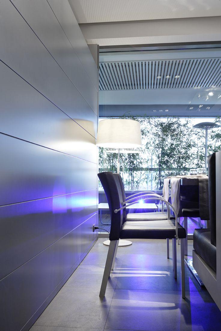 #Gallery, Bartoli Design. Installation at Globe Restaurant, Milan.