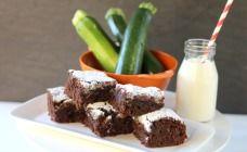 Zucchini Brownies Recipe - Chocolate
