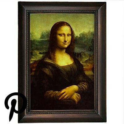 what kind of painting is the mona lisa