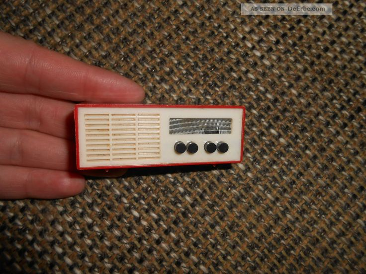 puppenstubenzubehör  ddr | Ddr, Puppenstube, Puppenhaus, Radio, Röhrenradio, Weltempfänger, Pvc ...