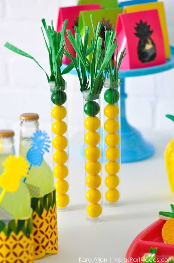 53 best Pineapple Party Ideas via Karas Party Ideas com images