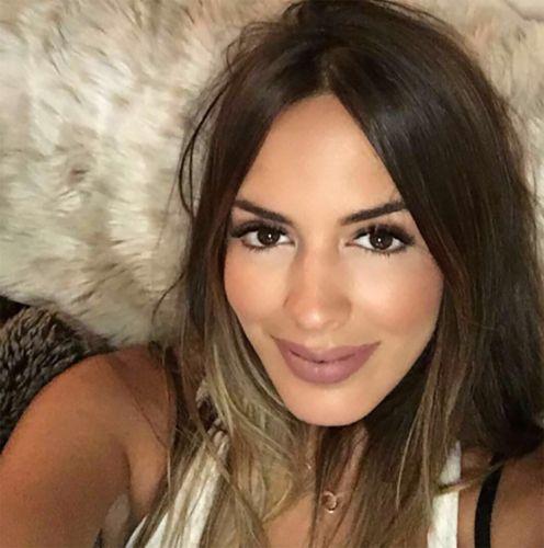 Los labios de Shannon de Lima seguro que Marc Anthony los extrañará. ¡Son bellísimos!
