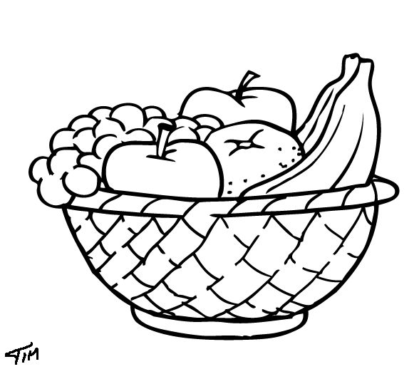 Let's color the fruit variety. Fruit coloring pages that exist in these very diverse. Print out a picture that you think best, and color acc...