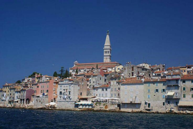 Kroatië Rovinj holiday♡