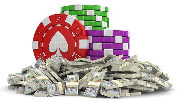 casino deposit money