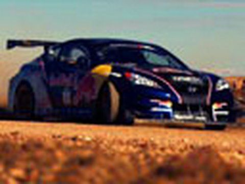 Rhys Millen Hyundai Genesis Conquers Pikes Peak