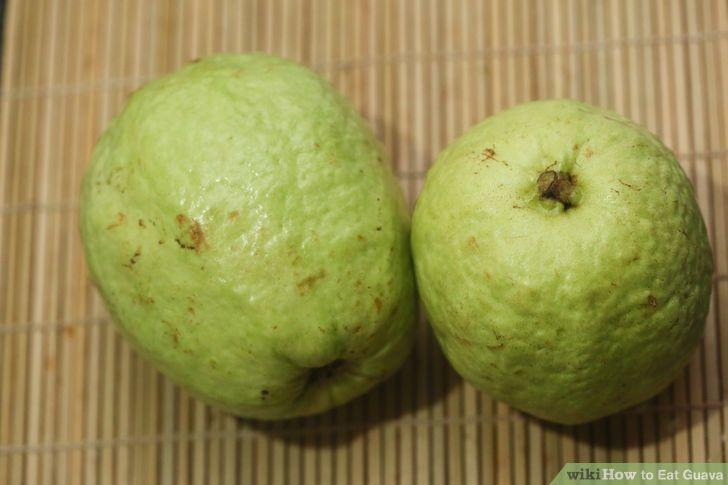 Image titled Eat Guava Step 1