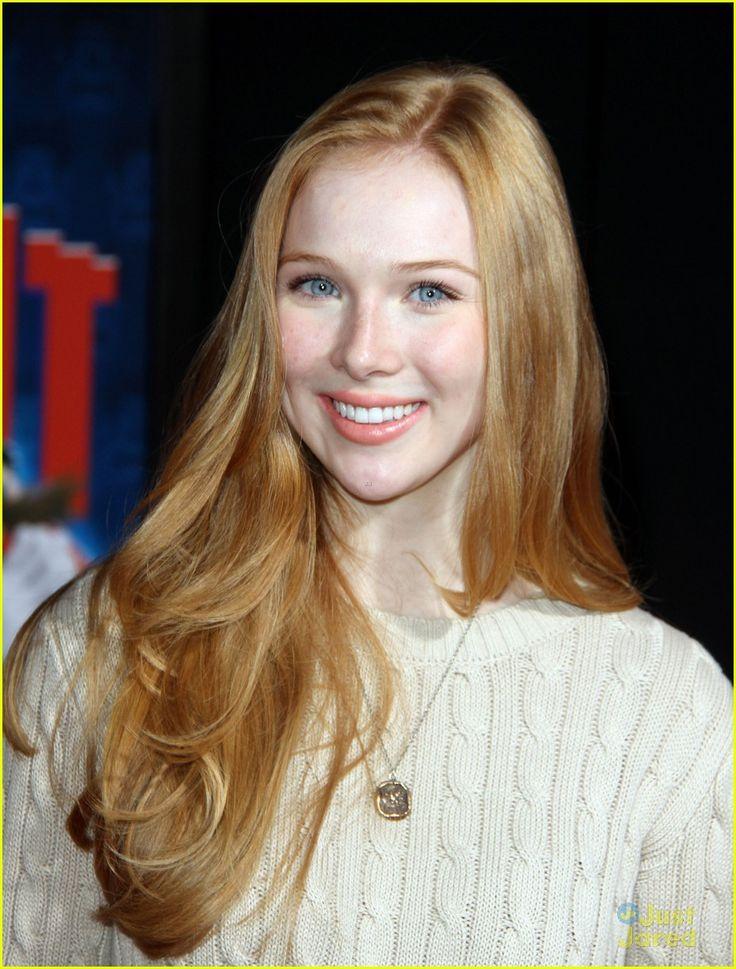 mooi rood is niet lelijk ♥ Red hair - Molly Quinn