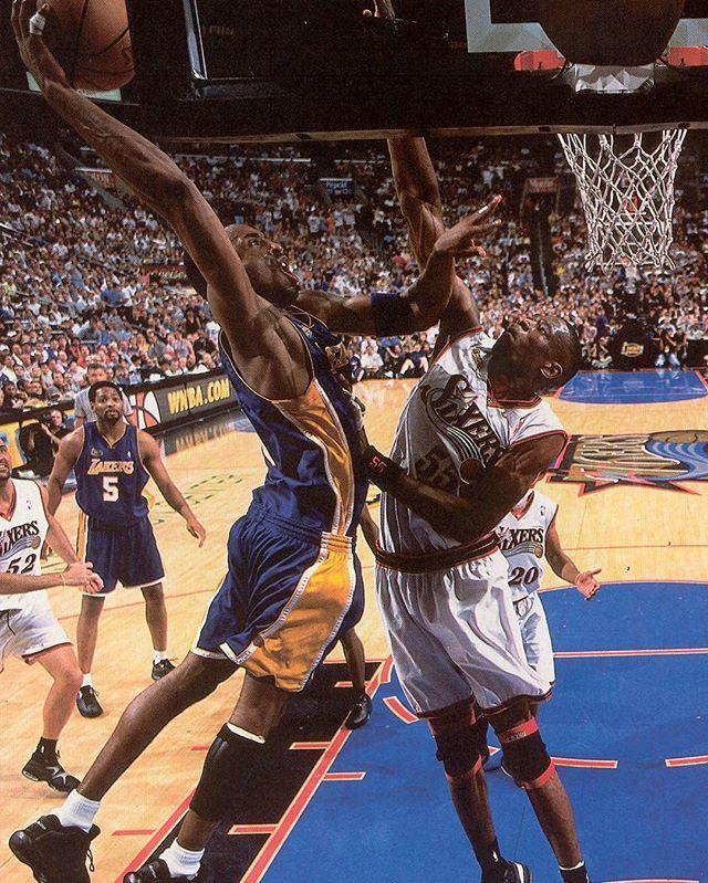 Kobe Bryant vs Dikembe Mutombo