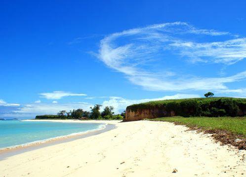 pantai terindah di lombok