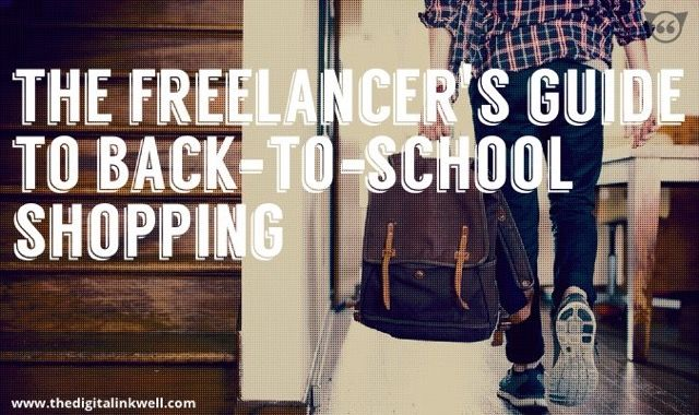 The Freelancer's Guide to Back-to-School Shopping -