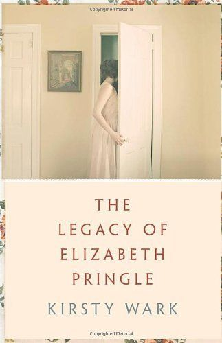 "The Legacy of Elizabeth Pringle by Kirsty Wark.   Elizabeth Pringle has lived on the beautiful island of Arran for over 90 years; the retired teacher and spinster is a familiar and yet solitary figure tending her garden and riding her bicycle around the island. When she dies she leaves her beloved house, ""Holmlea"" to a woman she merely saw pushing a pram down the road over thirty years ago. That young mother, Anna, had put a letter through Elizabeth's door asking to buy the house...May 6…"