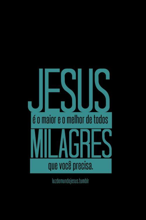 É JESUS