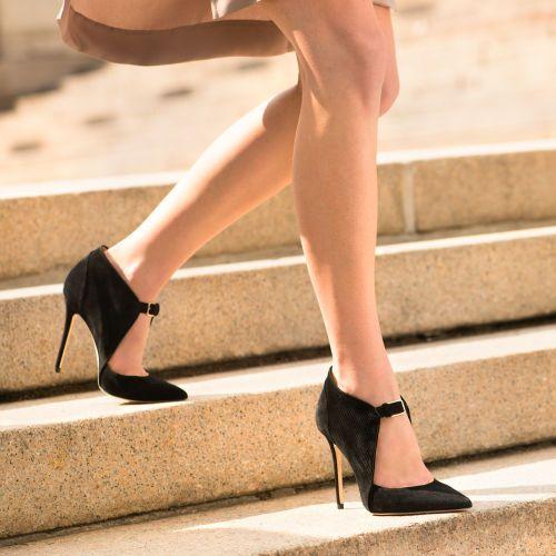 Fillipa Buckle Pump - Club Monaco Heels - Club Monaco