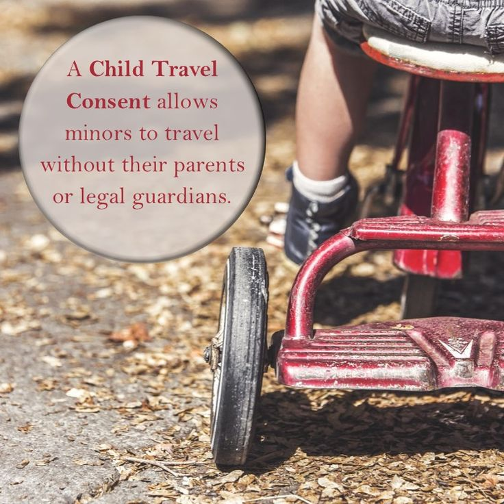Tip: A Child Travel Consent should include information about the minor, parent, and temporary guardian, as well as travel details.