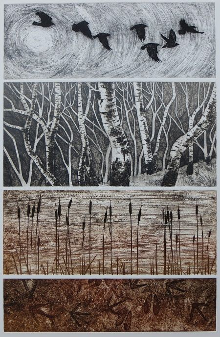 """""""Winter"""" by Hester Cox"""