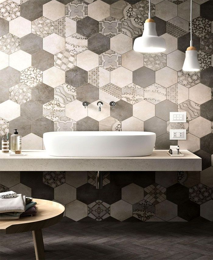Bathroom Trends 2019 / 2020 – Designs, Colors and Tile ...