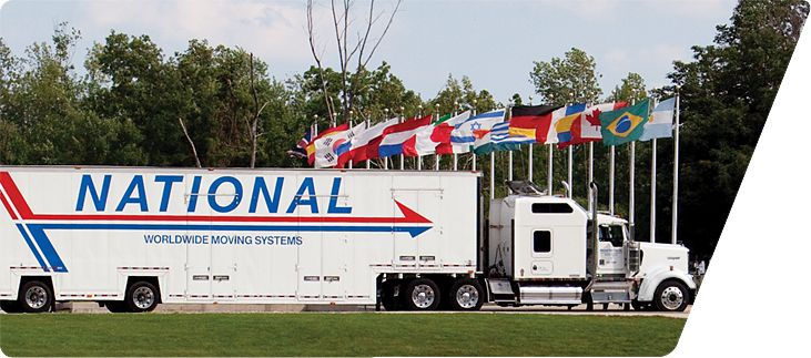 At National Van Lines, we understand that you have a number of choices available when it comes to choosing a national moving company, so we go out of our way to earn your business. You deserve to have your items handled with the utmost care, so we only hire movers who have been screened and are fully licensed and insured. Our movers are also equipped with the latest in technology to carefully pack and transport our customers' belongings anywhere in the world with ease.