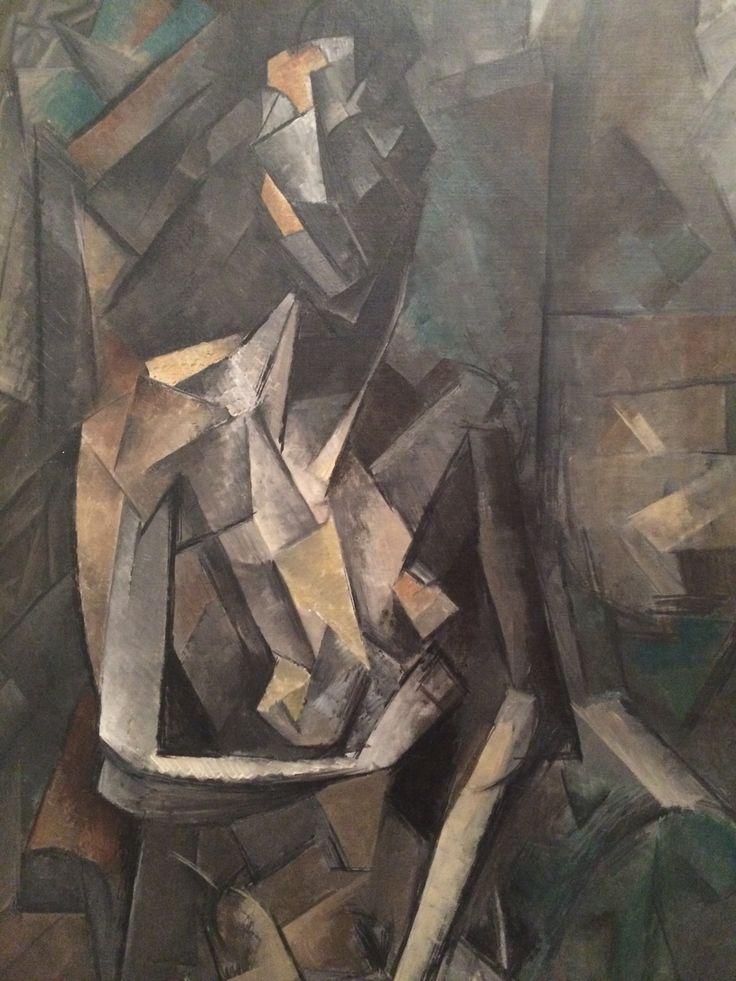 Pablo Picasso . The Bigger Picture. 1909