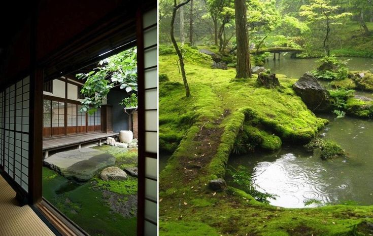 Japanese Traditional Home Designs | Decoration Port